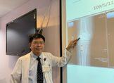 復健科林修平醫師說明體外震波治療 以骨折癒合不良為例
