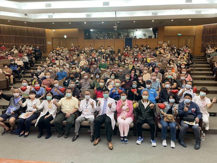 中榮支援前(列)腺團隊成立及健康醫療講座